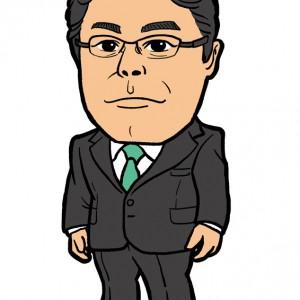 選挙プロフィール使用用途の議員様似顔絵