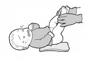 保育園マニュアルに使用する挿絵制作12