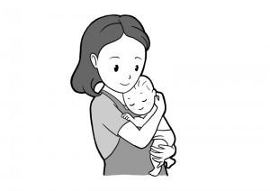 保育園マニュアルに使用する挿絵制作14
