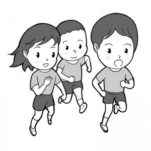 保育園マニュアルに使用する挿絵制作23