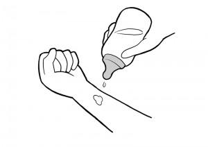 保育園マニュアルに使用する挿絵制作7
