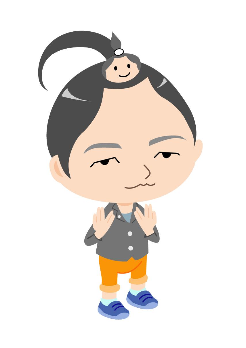 ユーチューバーさんの似顔絵キャラクター作成(アメーバピグ風)