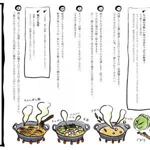 燈の美人もつ鍋(美味しい作り方)