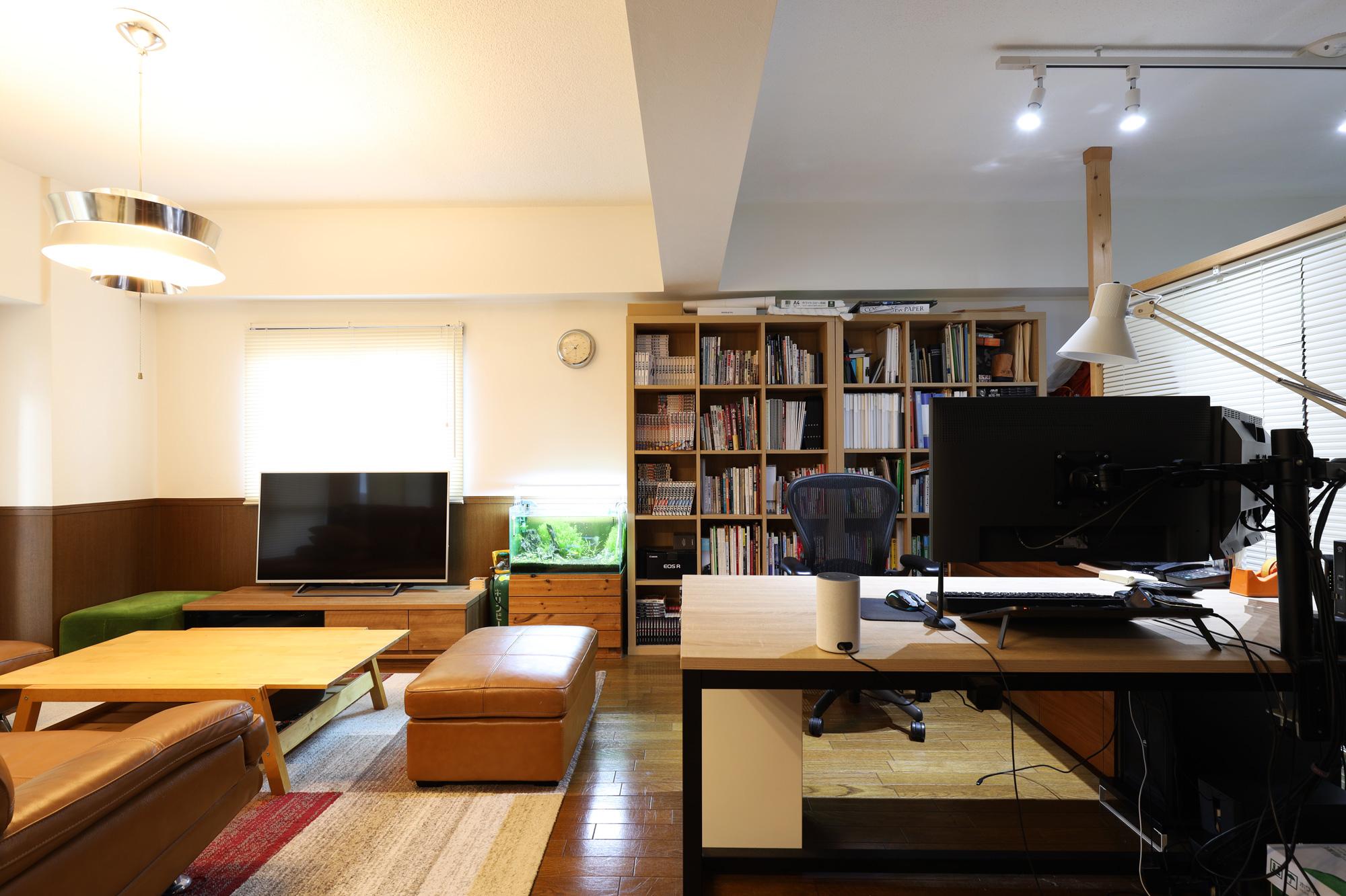 スキマデザイン事務所写真